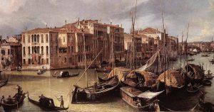 Rappresentazione della società in Canaletto - Paolo Giorgio Bassi