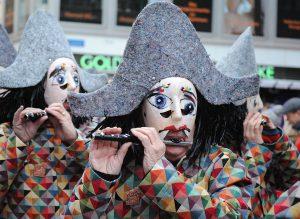 Le maschere della Commedia dell'Arte