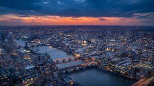 una minaccia dal fiume - Londra oggi