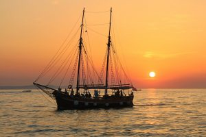 Dante Alighieri barca